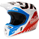 Youth Blue/Red V1 Fiend SE Helmet