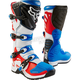 Youth Blue/Red Comp 5  Boots
