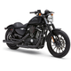 Raven Black Heat Shields - 6031HSRB