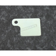 Chrome 1/2 in. Inspection Tag Holder - 31-0264