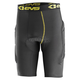 Youth Black Tug Padded Riding Shorts