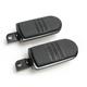 Black Speed-Line Footpegs - 24012