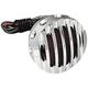 Aluminum Grill Tail Light - 5904-BAL