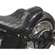 Ribbed Rear Fend Kit w/Diamond Stitch Seat - H3526