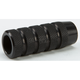 Black Knurled Shift Peg - R-PT220-KNB