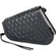 Diamond Stitch Side Bag - 6898