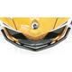Black Front Bumper - CA550BK