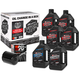 Complete Synthetic Oil Change Kit in a Box w/Black Filter - 90-119016B