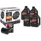 Quick Change Mineral Oil Kit in a Box w/Black Filter - 90-069014B