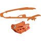 '16 Orange Chain Guide and Slider Set - 2630765226
