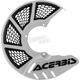 White/Black Mini X-Brake Disc Cover - 2630551035