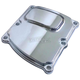 Chrome Smooth 6-Speed Transmission Top Cover - C1372-C