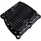 Black Dimpled 6-Speed Transmission Top Cover - C1373-B