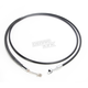 Black Pearl XR Stainless Hydraulic Clutch Line - SBC0104-80