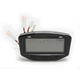 Black Striker Speedometer/Voltmeter Digital Gauge - 712-700