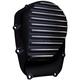 Black Finned Cam Cover - C1399-B
