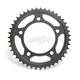 Induction Hardened Black Zinc Finished Rear Sprocket - JTR302.43ZBK