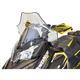 17 in. Clear Windshield w/Black Fade - 13530