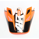 Replacement Visor for the Rise Helmet - 0133-0990