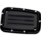 Black Dimpled Clutch Master Cylinder Cover - C1178-B