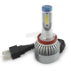 Elite Series H9 LED Headlight Bulb - ABH9-C6K
