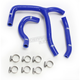 Race Fit Radiator Hose and Clamp Kit - 1902-1227