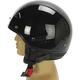 Gloss Black Bagger 568 Helmet