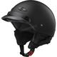 Matte Black Bagger 568 Helmet