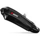 Carbon Fiber Slip-On Muffler - S-K10SO15-HX2C