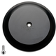Black Smooth VT Air Cleaner Cover - 02-222-1