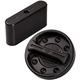 Black Gasoline Pack Securing Cap - 60-441-1
