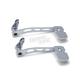 Chrome Girder Brake Pedal - 9642