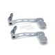 Chrome Girder Brake Pedal - 9648