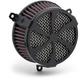 Black Swept-Style Air Cleaner Kit  - 606-101-01B