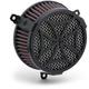 Black Cross-Style Air Cleaner Kit  - 606-101-02B