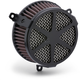 Black Spoke-Style Air Cleaner Kit  - 606-101-04B