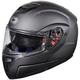 Matte Black Atom SV Modular Helmet