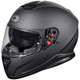 Matte Black Thunder 3 SV Helmet