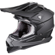 Matte Black Mode MX Helmet