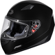 Black Mugello Helmet