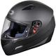 Matte Black Mugello Helmet