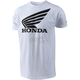 White Honda Wing T-Shirt