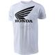 White Honda Wing T-Shirt