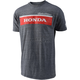 Heather Gray Honda Wing Block T-Shirt