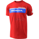 Red Honda Wing Block T-Shirt