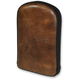 11 in. Brown Gravestone Sissy Bar Pad for Saddlemen Lariat Seats - 041141