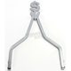Chrome 18 in. Moneytude Sissy Bar - CV-8045