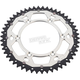 49 Tooth Silver Dual Rear Sprocket - 1210-1464