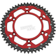 50 Tooth Red Dual Rear Sprocket  - 1210-1468