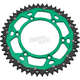 49 Tooth Green Dual Rear Sprocket - 1210-1493